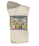 Kids Size 6-8 GHT Crew Socks